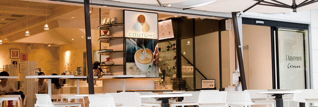 COUTUME 青山店